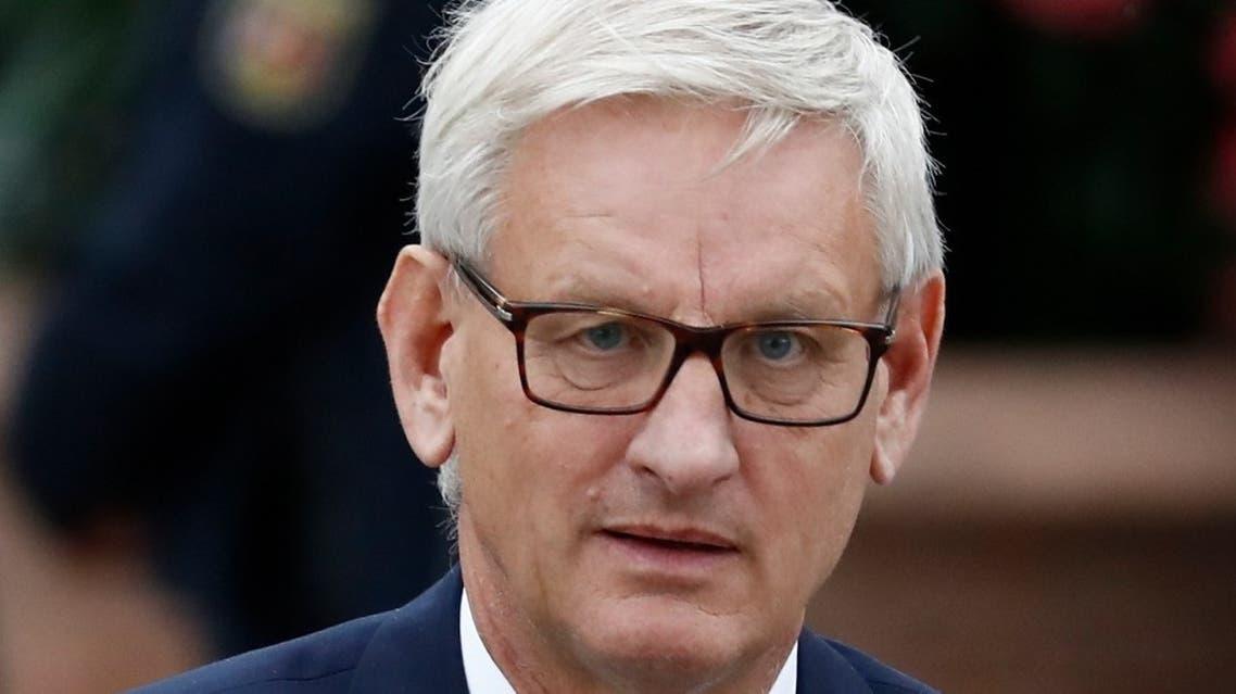 carl bildt former swedem prime minister afp