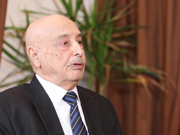 مقابلة خاصة | رئيس مجلس النواب الليبي المستشار عقيلة صالح