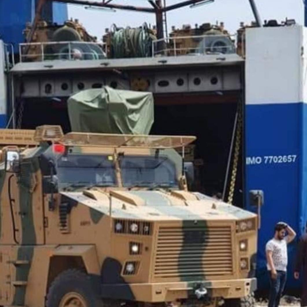 فرنسا: ما يقوم به الأتراك في ليبيا خطر أصبح على أبوابنا