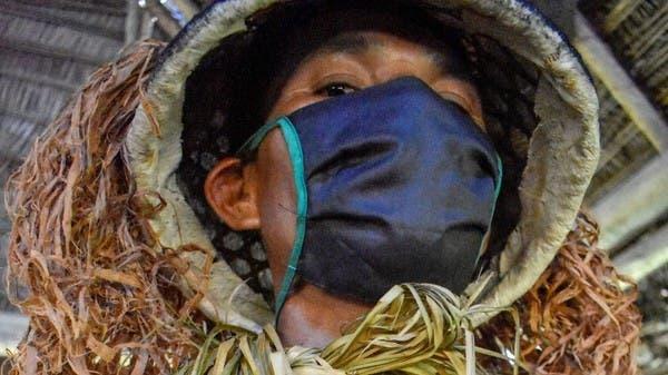 خوفاً من الاندثار.. قبائل الأمازون تحارب كورونا بالكمامات