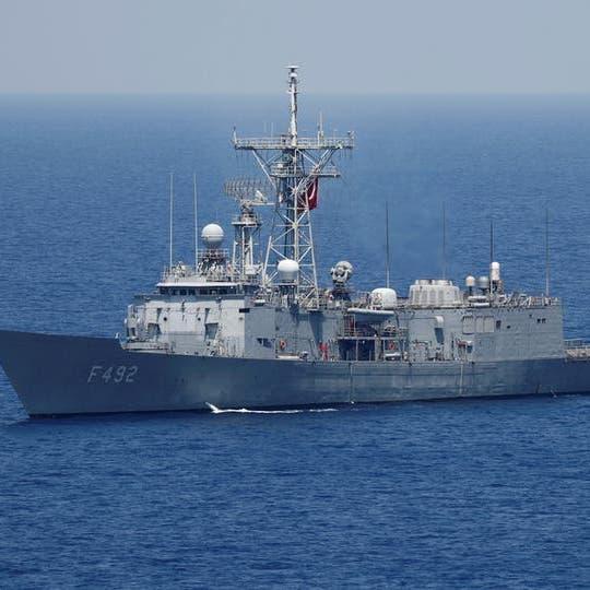 تركيا تعتزم إرسال فرقاطة حربية ثالثة إلى المياه الليبية