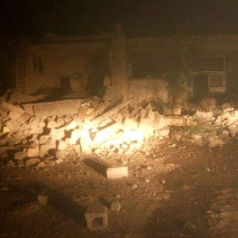 زلزالان يضربان بقوة جنوب إيران