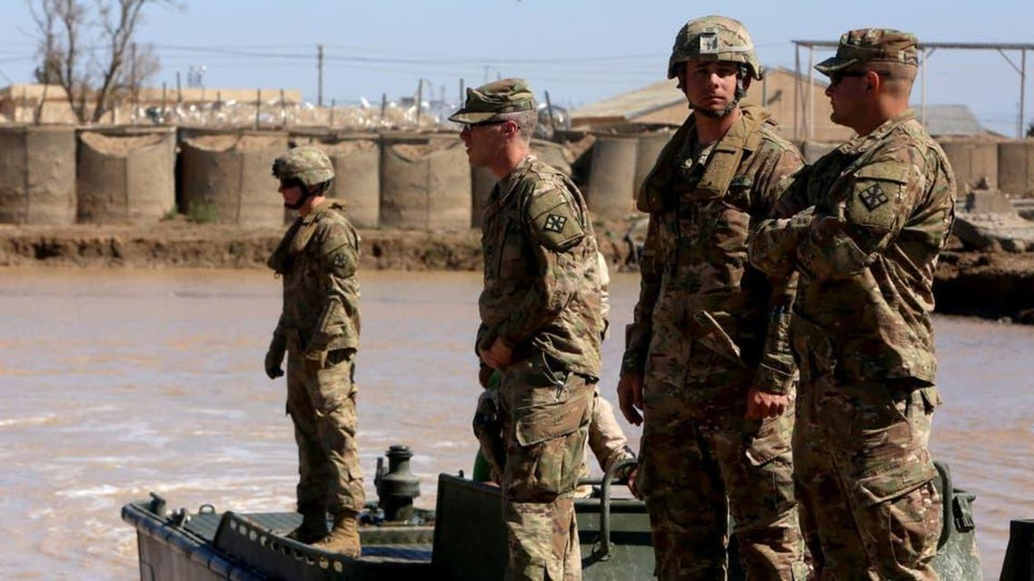 US marines in Irq
