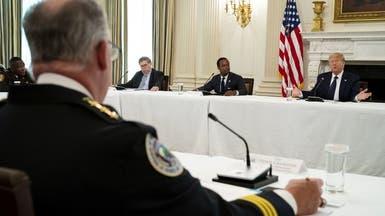 ترمب: لن يكون هناك خفض لتمويل الشرطة الأميركية أو تفكيكها