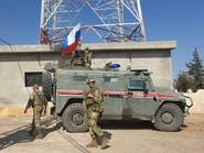 المرصد السوري: إصابة جنود روس بانفجار لغم في عين العرب