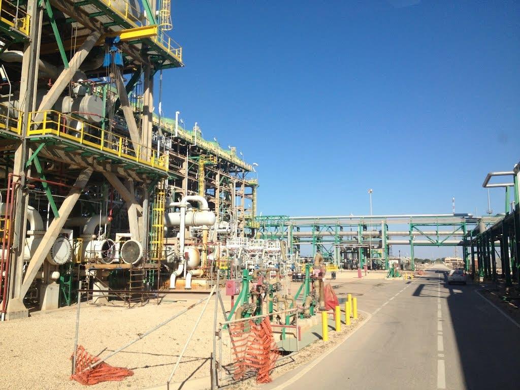 مجمع مليتة النفطي
