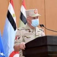 رئيس الأركان المصري: جاهزون لمواجهة أي مخاطر وتحديات