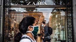 """المالكة لعلامة """"زارا"""" تعود إلى الربحية في الربع الثاني"""