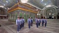 Iranian boyband video clip eulogizing Khomeini goes viral