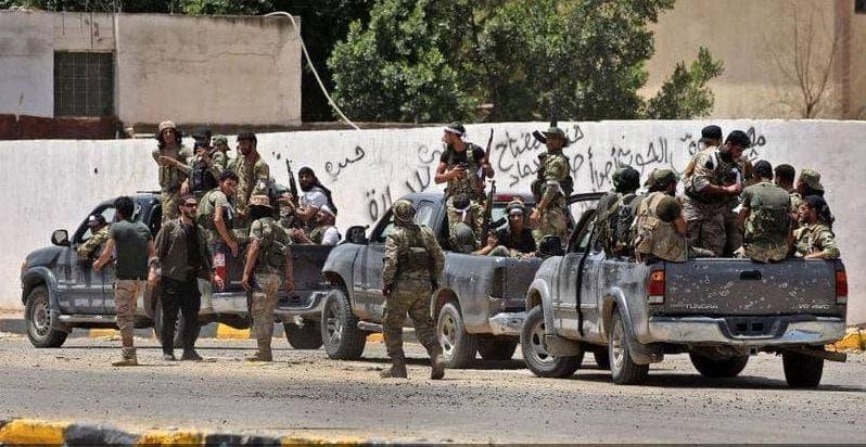 قوات من الوفاق