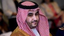 خالد بن سلمان اور برطانوی وزیر دفاع کے درمیان خطے کی سلامتی پر بات چیت