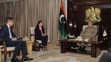 الأمم المتحدة: بدء جولة محادثات عسكرية بين الجيش الليبي والوفاق