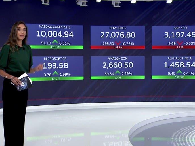 نظرة على أداء الأسواق العالمية