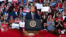 Citing daily street protests, Trump campaign to resume rallies