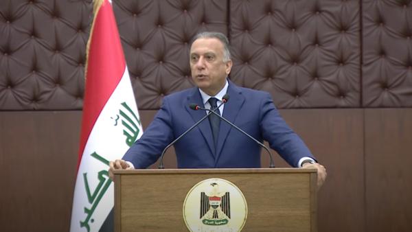 الكاظمي: لن نفرط بسيادة العراق.. وخطط لاغتيالي بالموصل