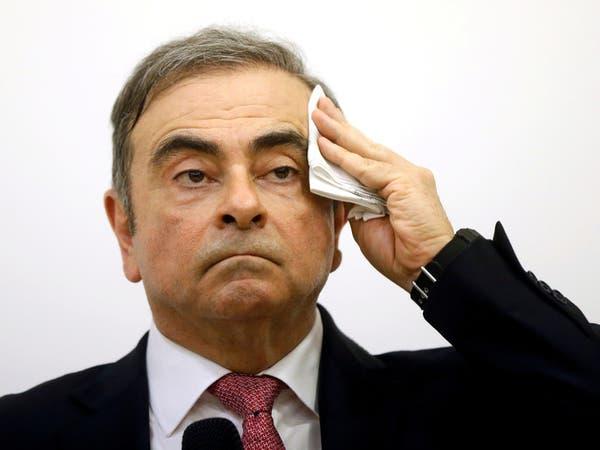 نيسان: لا مؤامرة لإقصاء غصن عن رئاسة الشركة