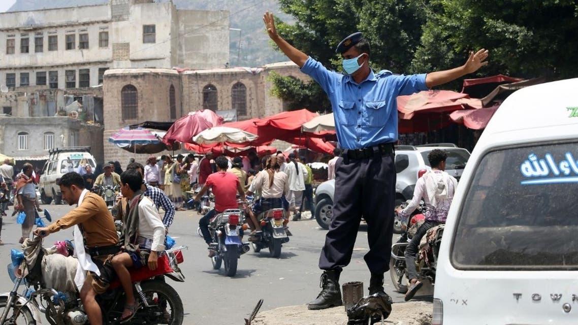 تعز اليمنية - فرانس برس