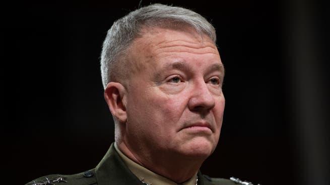 الجنرال ماكينزي: سلوك إثيوبيا بشأن سد النهضة يقلق واشنطن كثيراً