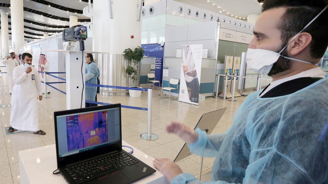من مطار الرياض الدولي يوم 31 مايو