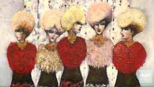 نشرة الرابعة   كيف أثرت أزمة كورونا على إنتاج الفنانين التشكيليين
