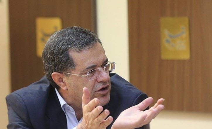 الدكتور أحمد نقيب زادة استاذ العلوم السياسية بجامعة طهران
