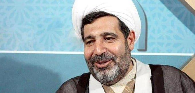 القاضي الإيراني غلام رضا منصوري