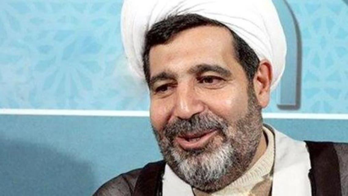 الاقضي الإيراني غلام رضا منصوري