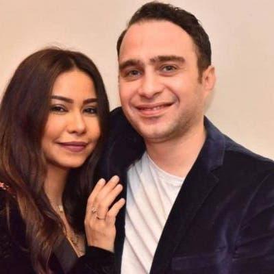 بعد شائعة طلاقهما.. شاهد شيرين تغني لحسام حبيب