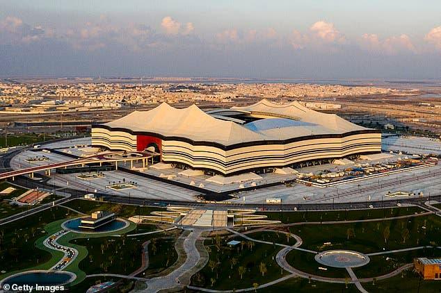 ستاد البيت الرياضي في قطر