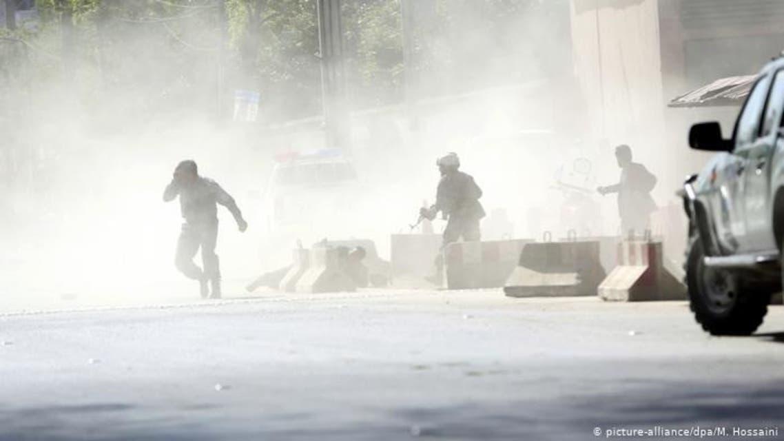 انفجار در خوست افغانستان؛ هشت نفر به شمول یک عضو حزب اسلامی کشته شدند