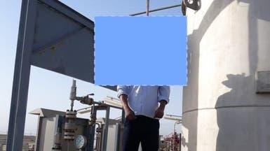 جدل بإيران.. عامل شنق نفسه على بئر نفطي بالأهواز
