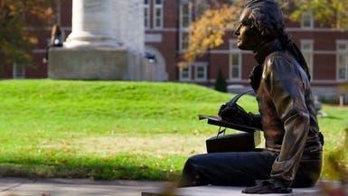 جامعة ميسوري عن تمثال جيفرسون: لن نزيل التاريخ!