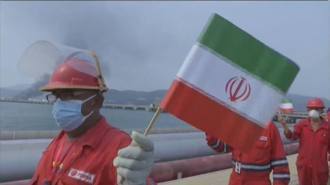 وكالة: إيران استعدت للانتقام من أميركا بسبب نفط فنزويلا