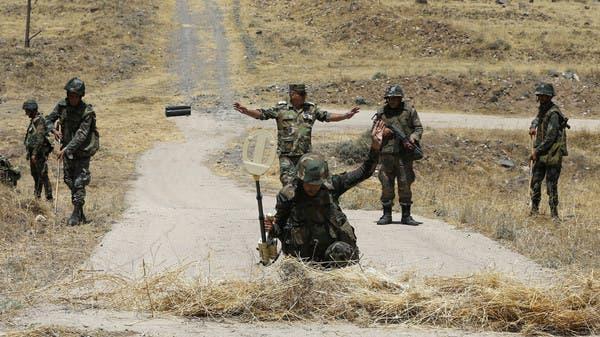 """اشتباكات بين """"الفرقة الرابعة"""" ومنشقين عنها في ريف دمشق"""