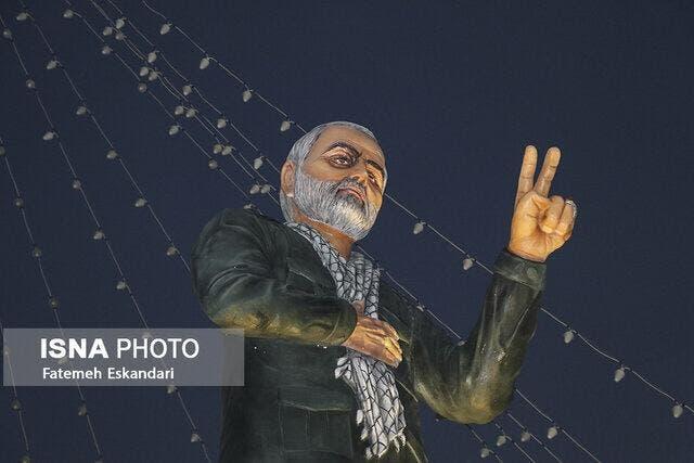 (Photo courtesy: IRNA news agency)