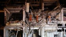 انفجار صهريج نفط بالصين يخلف دمارا هائلا و19 قتيلا
