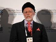 غريفثس يبحث مع وزير خارجية عمان السلام في اليمن
