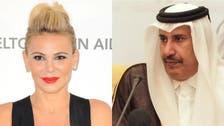 باعتراف من زوجها.. ديانا جنكنز سهلت صفقة باركليز وحمد بن جاسم