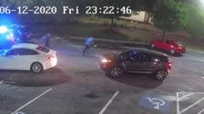 Atlanta officer fired after recent deadly shooting of black man