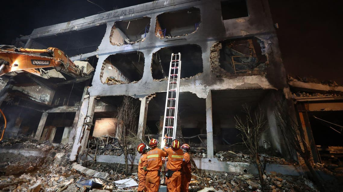 China explosion: Tanker truck blows up, killing 19 people and 200 injuried