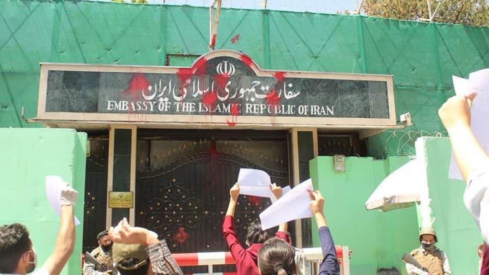 السفارة الإيرانية في كابول