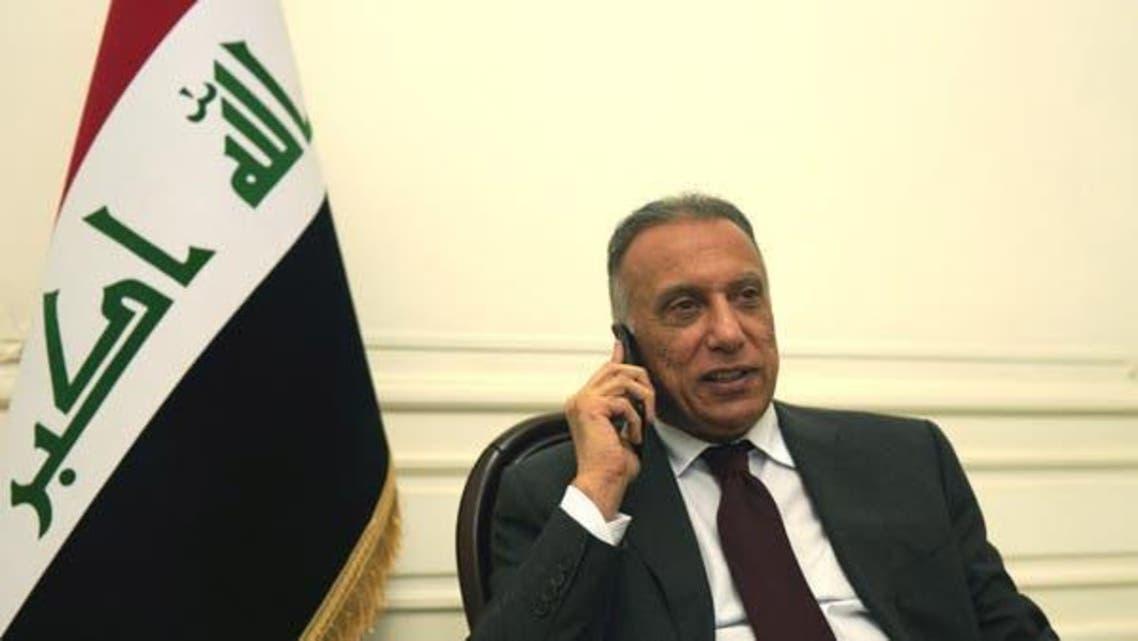 Iraqi Prime Minister Mustafa al-Kadhimi