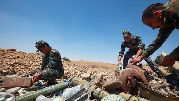"""ريف دمشق.. """"الفرقة الرابعة"""" تقتل عناصر حاولوا الانشقاق"""