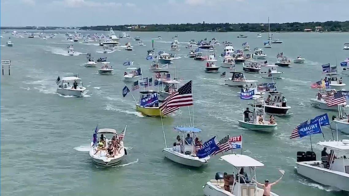 Trump-boat-parade