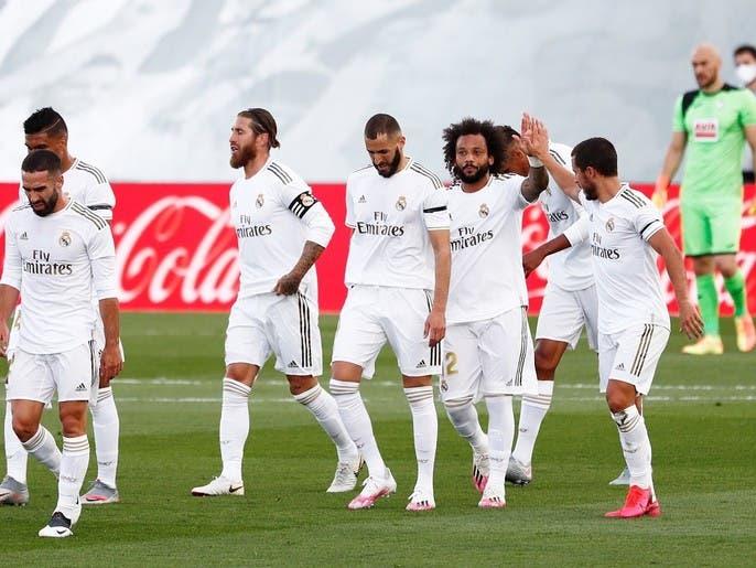 رئال مادرید از صعود به مرحله بعد در لیگ قهرمانان اروپا بازماند