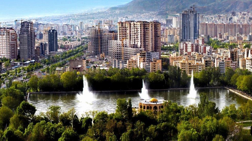 تبريز أكبر مدينة تركية آذربيجانية في إيران