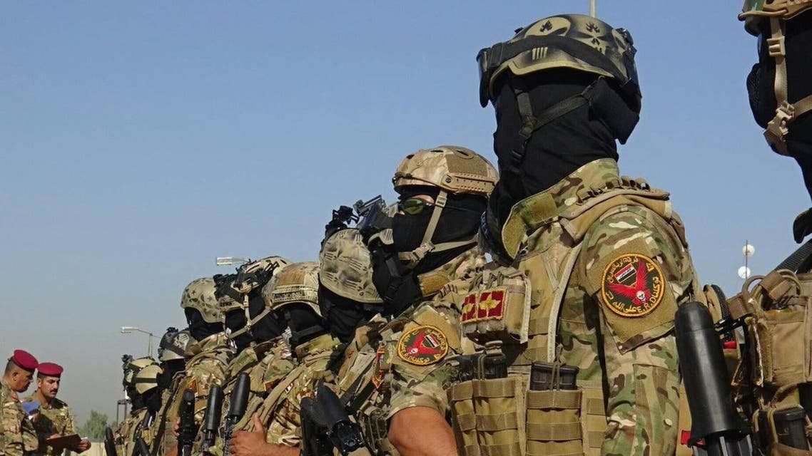 فرقة الرد السريع العراقية