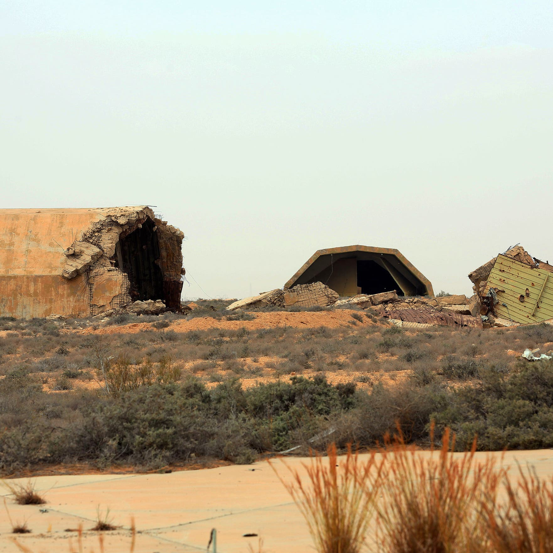 ليبيا.. الأتراك يسعون لاستخدام قاعدتي الوطية ومصراتة البحرية