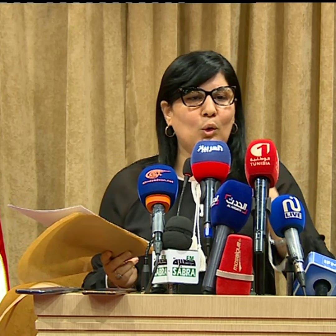 عبير موسي: حركة النهضة إخوانية مرتبطة بالإرهاب