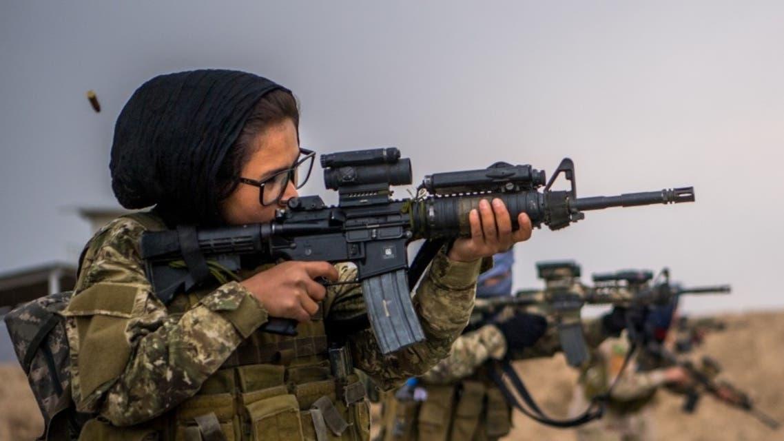 افزایش 16 درصد حضور زنان افغان در صفوف نیروهای امنیتی افغانستان